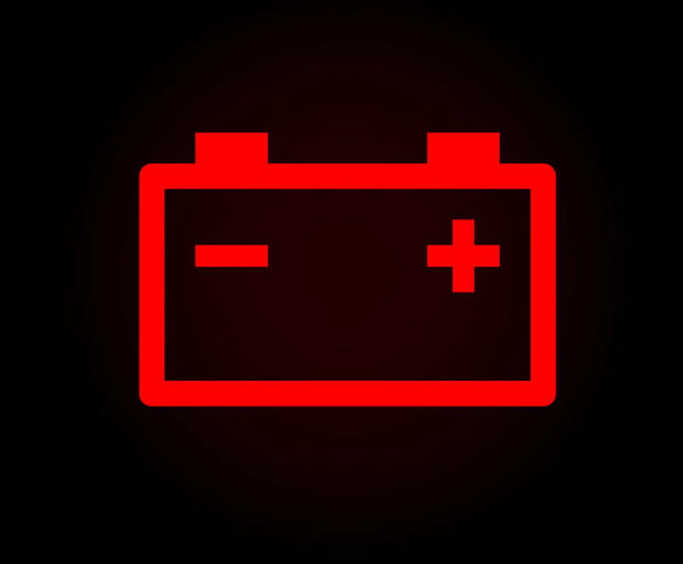 What Does Battery Light In Car Mean